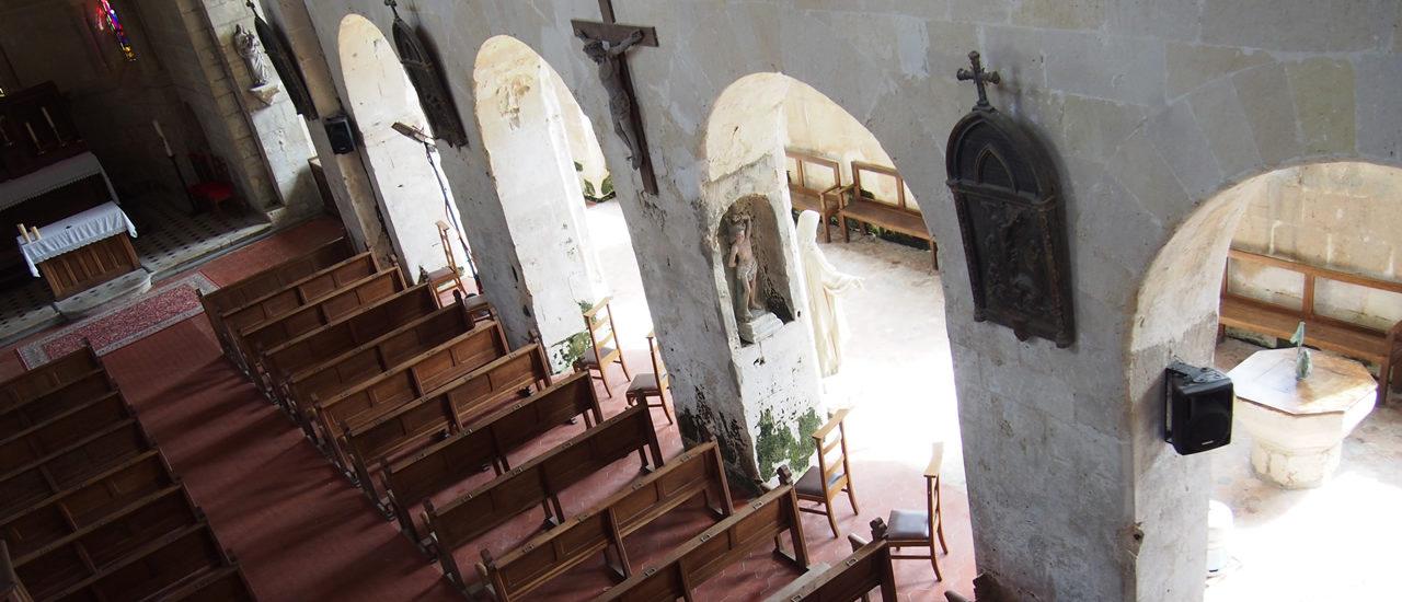 Église romane du XIe siècle