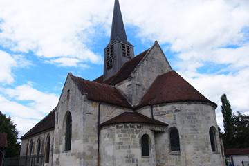 A la découverte de l'église